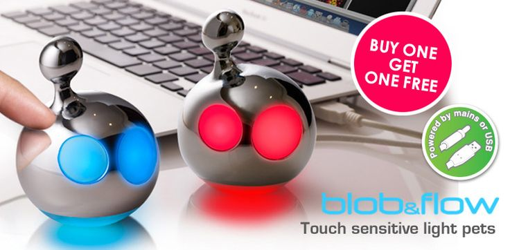 Blob & Flow