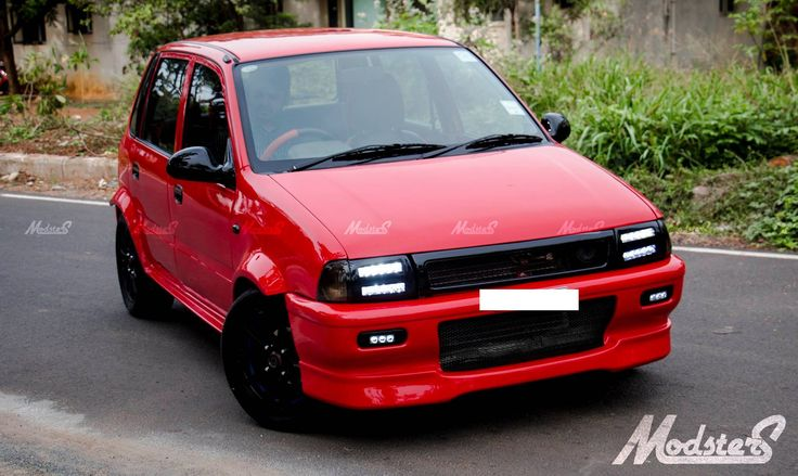 #Maruti #Zen Project 'POCKET ROCKET' by Modsters Automotive