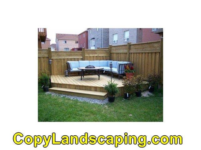Awesome  Backyard Landscape Ideas Pinterest002