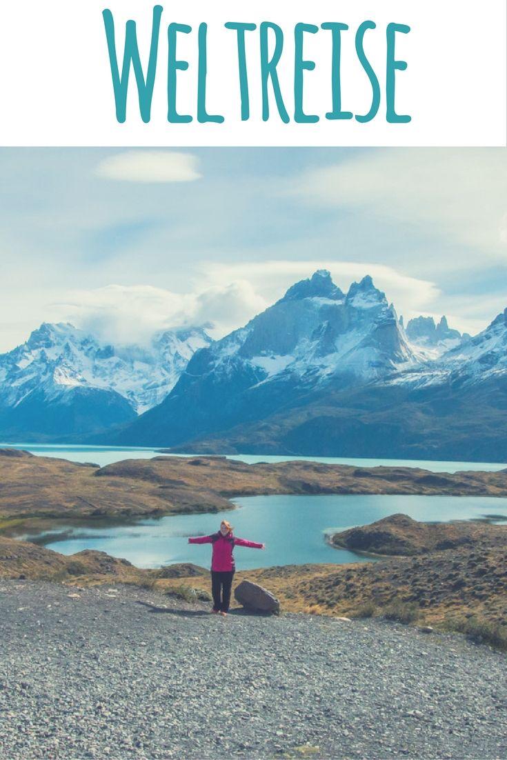 Nationalpark Torres del Paine, Chile, Südamerika / Artikel auf meinem Reiseblog: 1 Jahr Weltreise - meine Highlights & Erfahrungen aus 14 Ländern