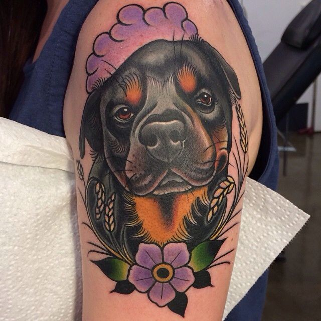 29 best favourite tattoos images on pinterest dog tattoos ink and peircings. Black Bedroom Furniture Sets. Home Design Ideas