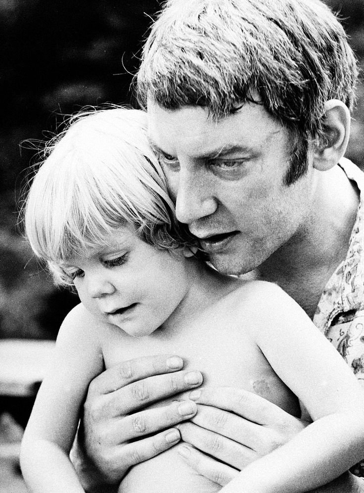 Donald Sutherland and son Kiefer