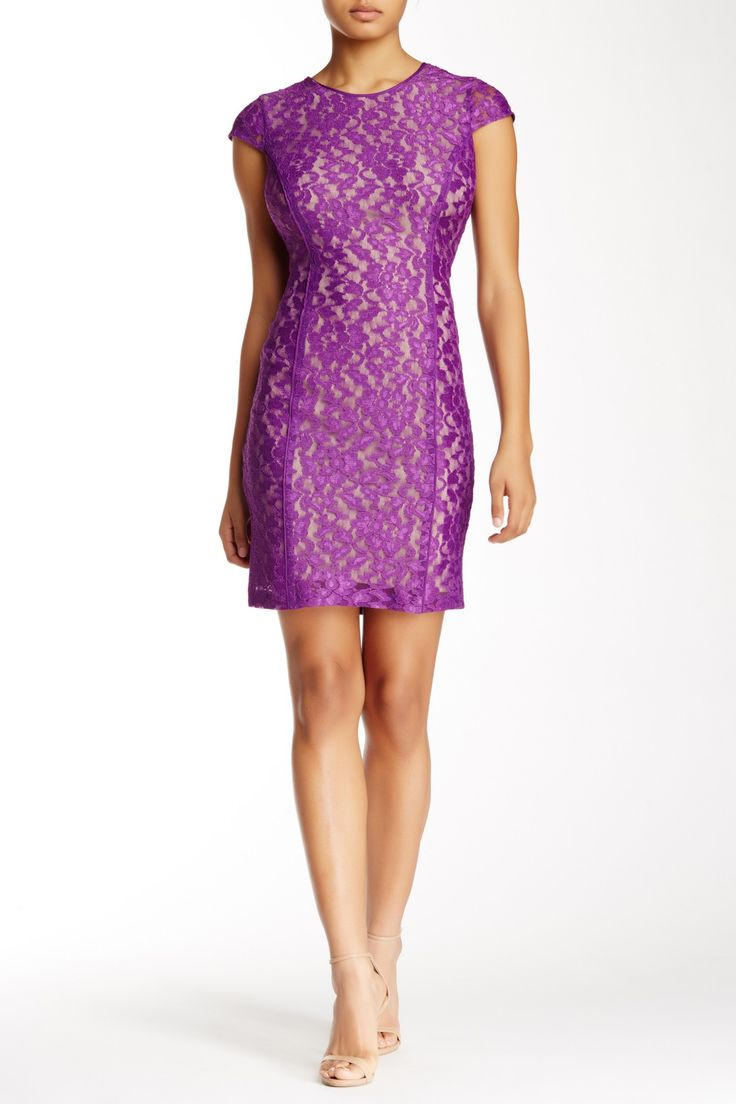 Lace Sheath Dress by Marc New York on @nordstrom_rack