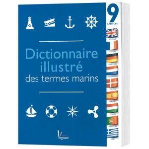 Ce dictionnaire donne chaque terme en neuf langues européennes! Un dessin légendé en anglais renvoie sur la page d'en face aux mêmes termes traduits dans les autres langues. L'index en français facilite l'accès à chaque mot.