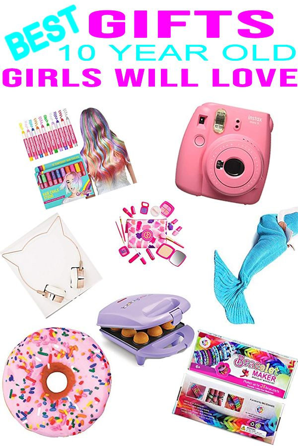 Christmas Gifts For Ten Year Olds Teen Girls Tween Girl