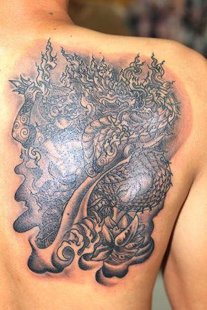 14 best images about traditional thai tattoos on pinterest for Laos tattoo designs