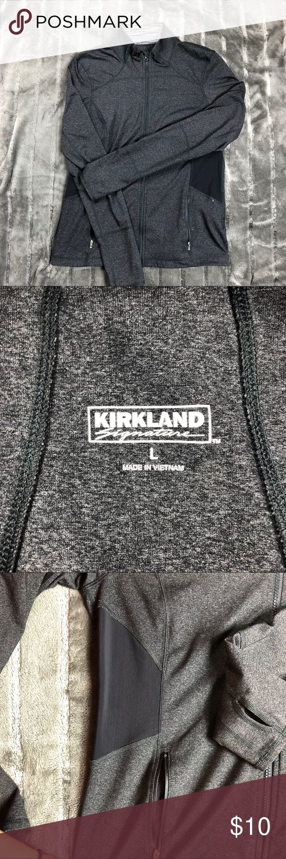 Kirkland Sweater Condition: Very good. No stains, rips, or odors. Minimal signs of previously being worn. Please view listing pictures & additional questions are always welcomed. All items are honestly presented to the best of my knowledge, and are stored in a non-smoking environment. No returns kirkland Sweaters
