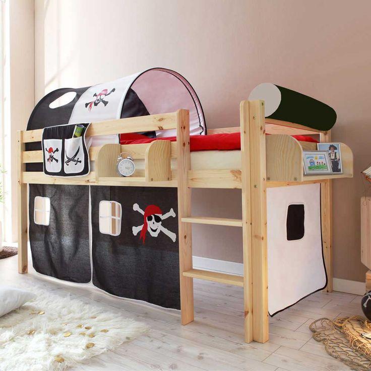 Kinderhochbett weiß  Die besten 25+ Kinderbettchen Ideen auf Pinterest | Babyzimmer ...