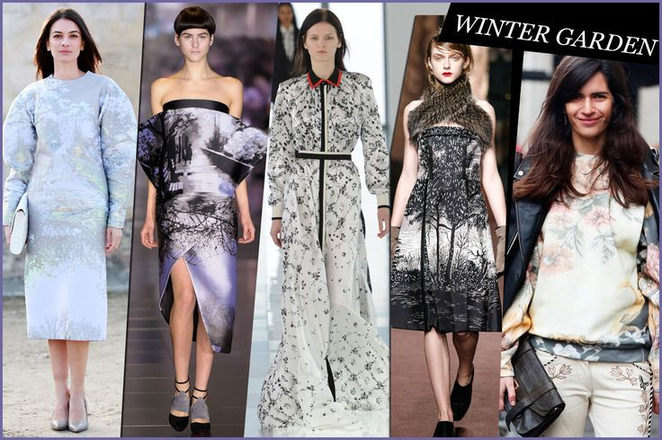 W di WINTER GARDEN http://www.grazia.it/moda/tendenze-moda/trend-autunno-inverno-2013-14-tartan