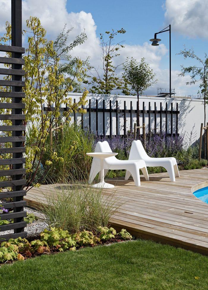 Helt Enkelt trädgård   Simplicity