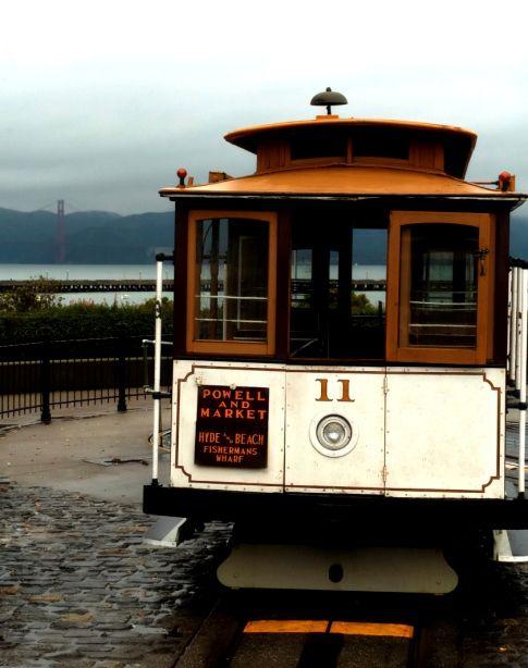 San Fransisco spårvagn