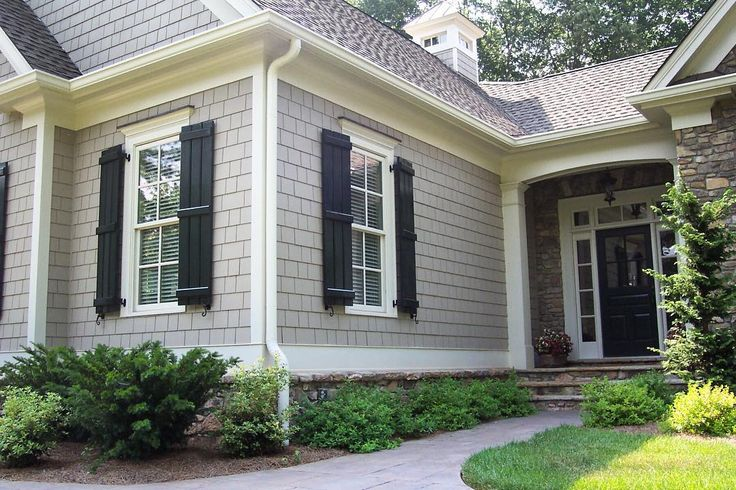 25 best ideas about painting vinyl siding on pinterest - Best spray paint for exterior shutters ...