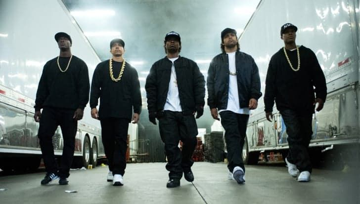 Pin for Later: 9 of This Year's Oscar-Nominated Films That Are Based on True Stories Straight Outta Compton