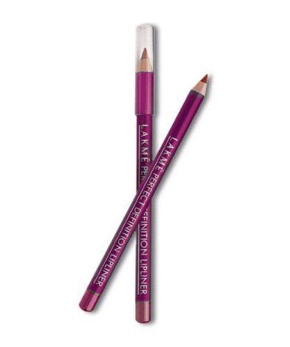 Lakme Perfect Definition Lip Liner Pencil ,Go Grape, 1.15g