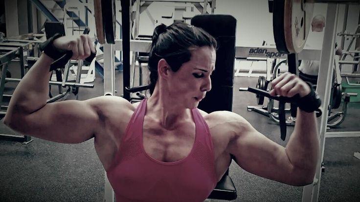 Maria carolien wattel more lady muscle matthew s muscle muscle girls