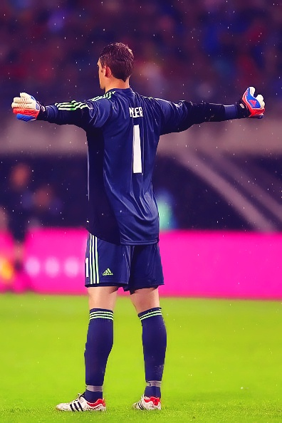 Best gk out there.