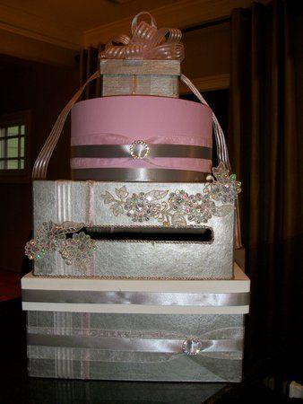 DIY Wedding Challenge 2010 Money Card Box