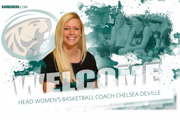 BSU Director of Athletics Tracy Dill formally introduced new Head Women's Basketball Coach Chelsea DeVille to the media and Beaver Athletics community June 22, 2015. Check out video, story and photo gallery here: http://bit.ly/1K9Gs5b