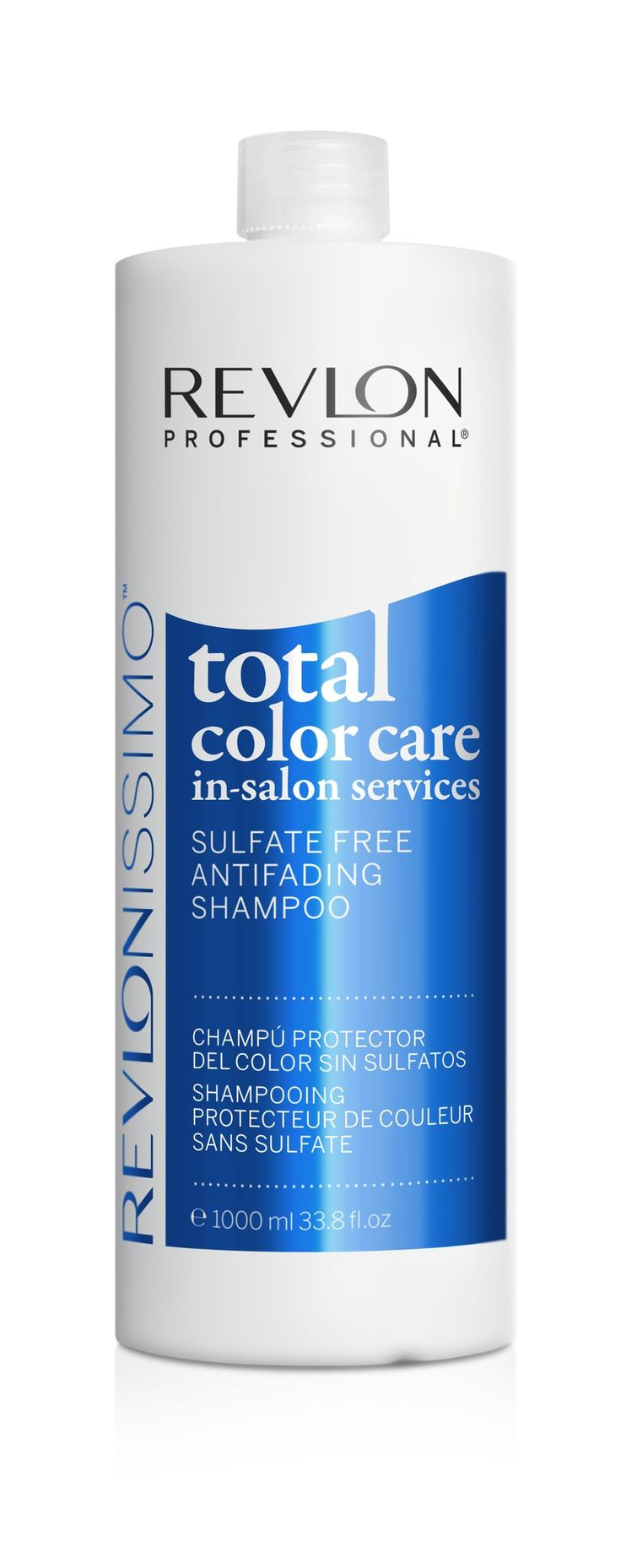 Revlon Professional Revlonissimo total color care in-salon services Sulfate Free Antifading Shampoo 1000ml.