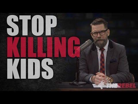 Hey, Hollywood: Stop Killing Kids - YouTube