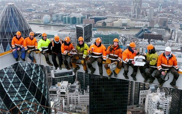 Here are the workers most in demand in the UK - Telegraph construction and property