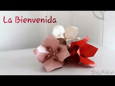 Flor La Bienvenida - YouTube