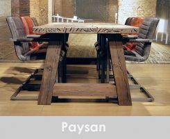 oud eiken tafel paysan (1)