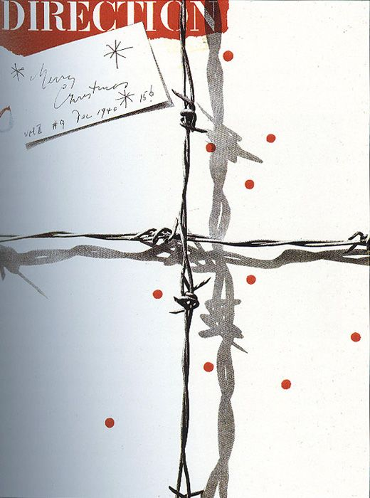 graphics / Paul Rand Editorial Design 1940