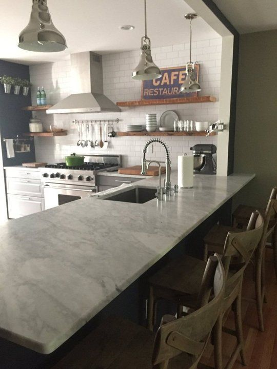 Before & After: Uli's New Dream Kitchen — The Big Reveal Room Makeover… …
