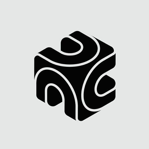 Dansk Datamatik Center by Ole Friis | 1984  #logotheke #logo #logomark…