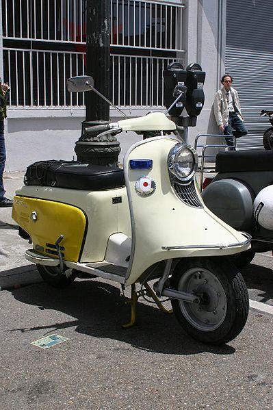 1950's Fuji Rabbit.
