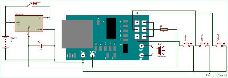 the 25  best circuit diagram ideas on pinterest