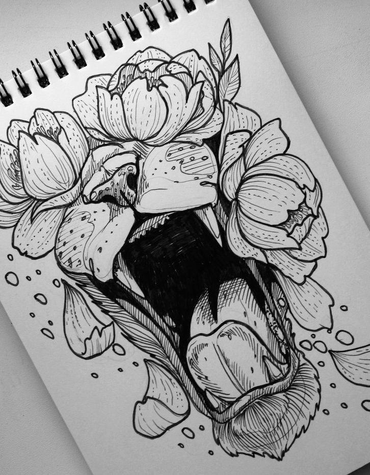 Small Tattoo Idea Unique Tattoos Tattoo Sketches Diy Tattoo