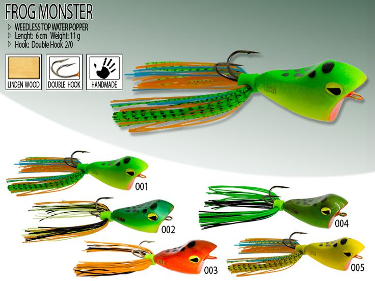 17 best images about lures and flies on pinterest fly for Frog bait fishing