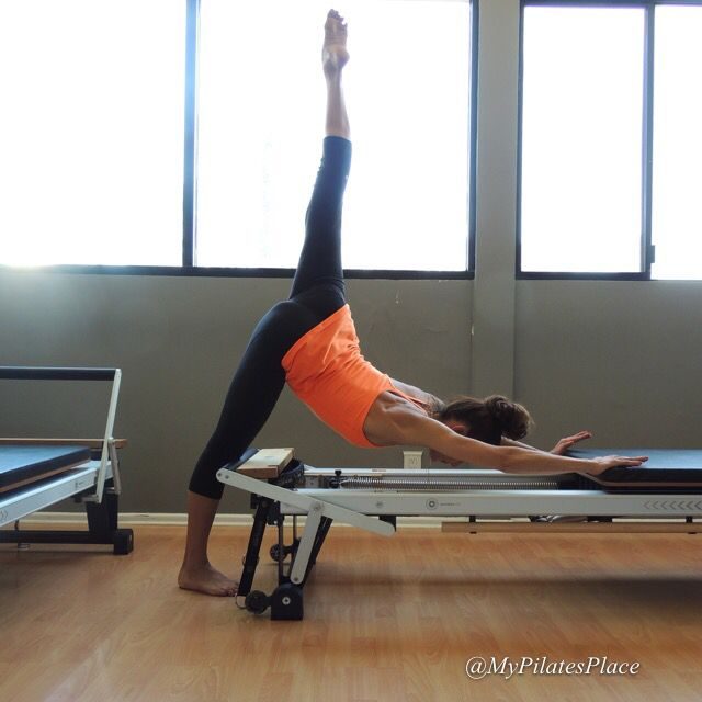 Pilates Reformer Images On Pinterest