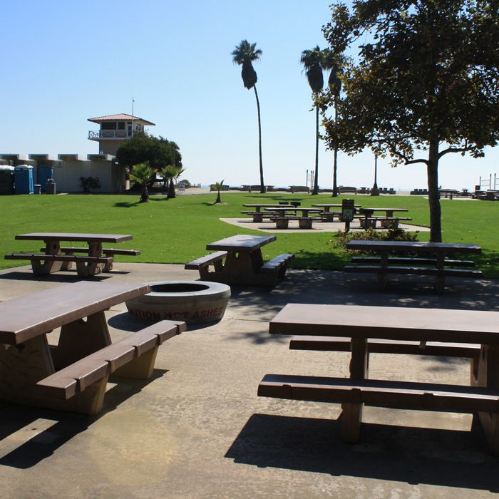 About Doheny State Beach. Picnic Area 3