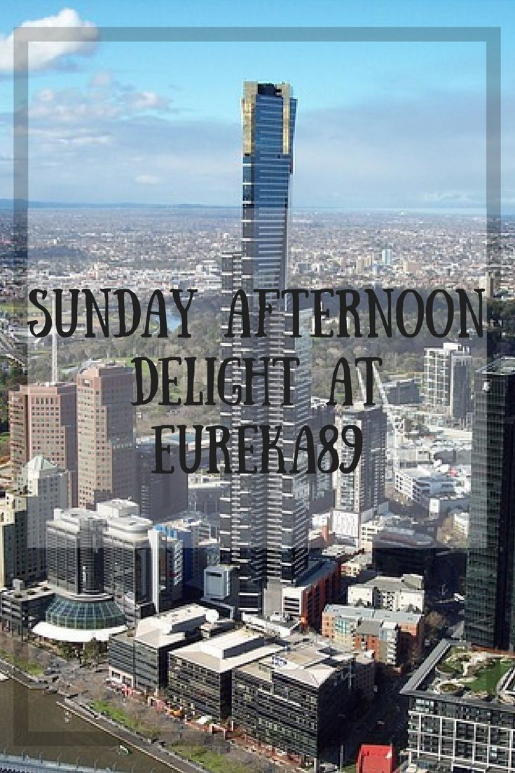 Sunday Afternoon Delight at Eureka89 || Traveling Honeybird