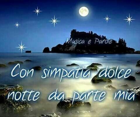 ...'notte.....