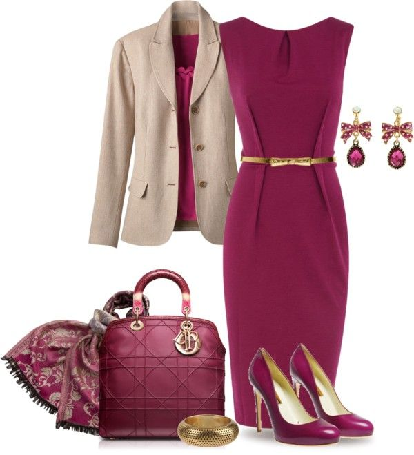 """Raspberry Season"" by yasminasdream on Polyvore"