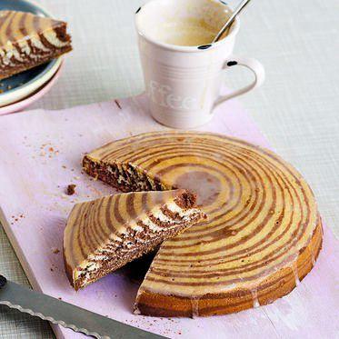 Zebrakuchen Rezept | Küchengötter