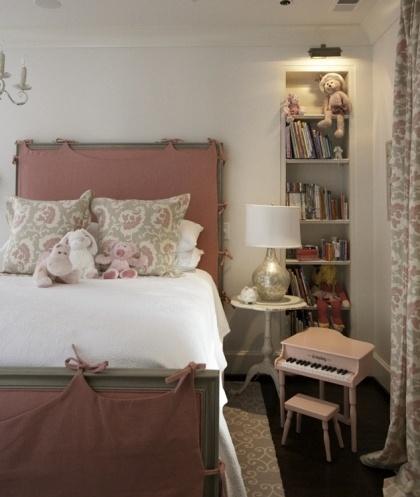 Girl's bedroom.