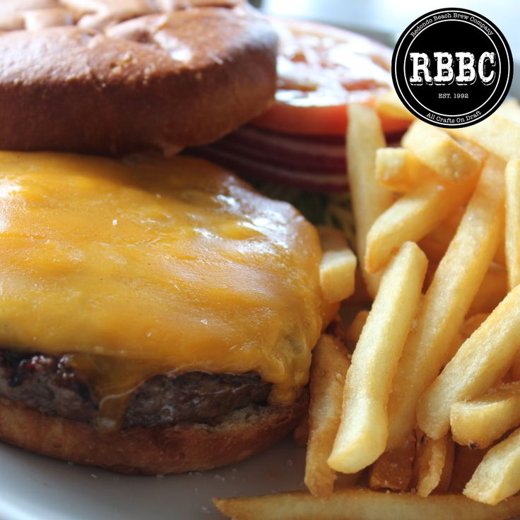 We have a great burger and craft beer special today. Come down to RBBC after 3pm and get one of our delicious brewery burgers and one of our 60 Craft Beers for $15. #BurgerandBeer #YummyBurger #TastyBurger #CraftBeer #BurgerSpecial #RedondoBeach