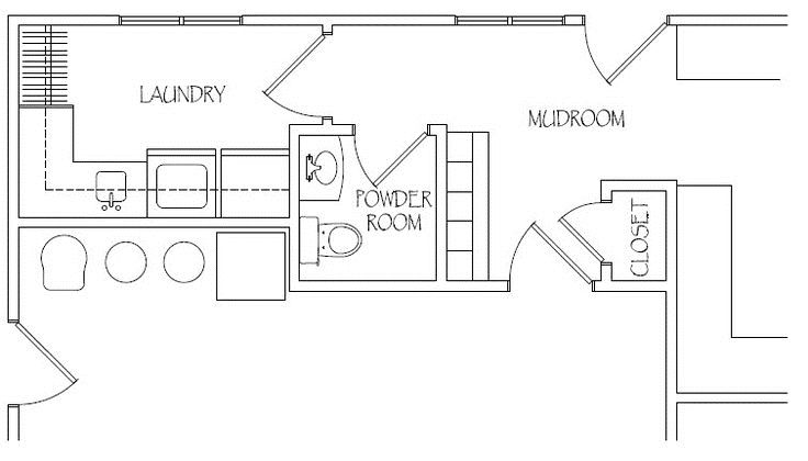 Struggling With Laundry Mud Room Mudroom Laundry Room Home Addition Plans
