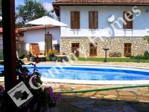 Bulgaria, pool, BBQ area, panoramic views, £54,000