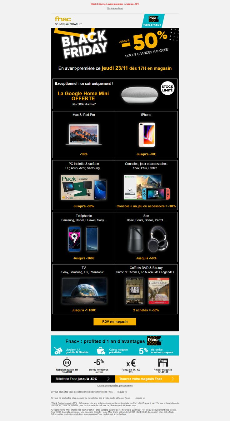 27 best black friday images on pinterest fnac solutioingenieria Image collections