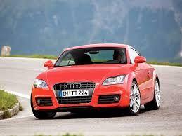 2007 Audi TT S Line