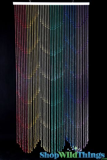 1000 images about beaded curtains on pinterest bamboo. Black Bedroom Furniture Sets. Home Design Ideas