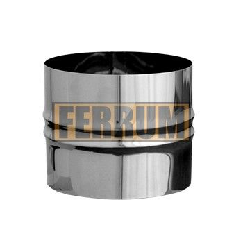 """Адаптер ПП 430 (0,5/0,8) на печном складе ФЛАММА    Адаптер ПП (430/0,5)-(430/0,8) отØ80 доØ300   Предназначен для подключения теплогенерирующего аппарата к системе дымоотведения. Элемент выполняется из стали толщиной 0,5 мм или 0,8 мм. В таблице приведены размеры и массы элемента в зависимости от диаметра и толщины стали.          Печной склад """"ФламмА""""  г.Серпухов ул. Московское шоссе 120Б, ТК """"На Московской"""" офис Г-8  +7-499-499-80-13  +7-999-002-80-13"""
