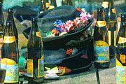 "New artwork for sale! - "" Cattle Show Mountain Hats Beer  by PixBreak Art "" - http://ift.tt/2msjVeT"
