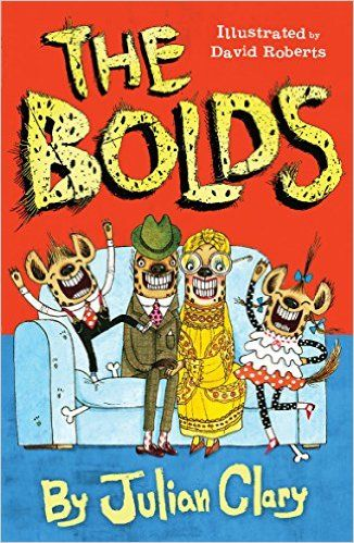 A review of Julian Clary's 'The Bolds'